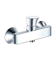 (KJ815C000) Single lever shower mixer